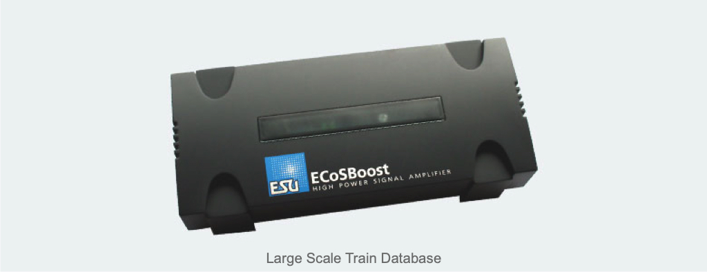 ESU 50210 ECoSBoost Large Scale