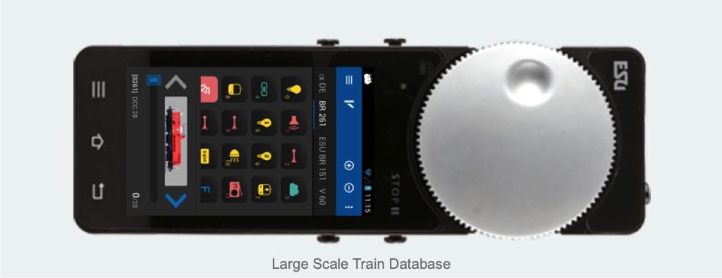 ESU 50113 50114 Mobile Control II
