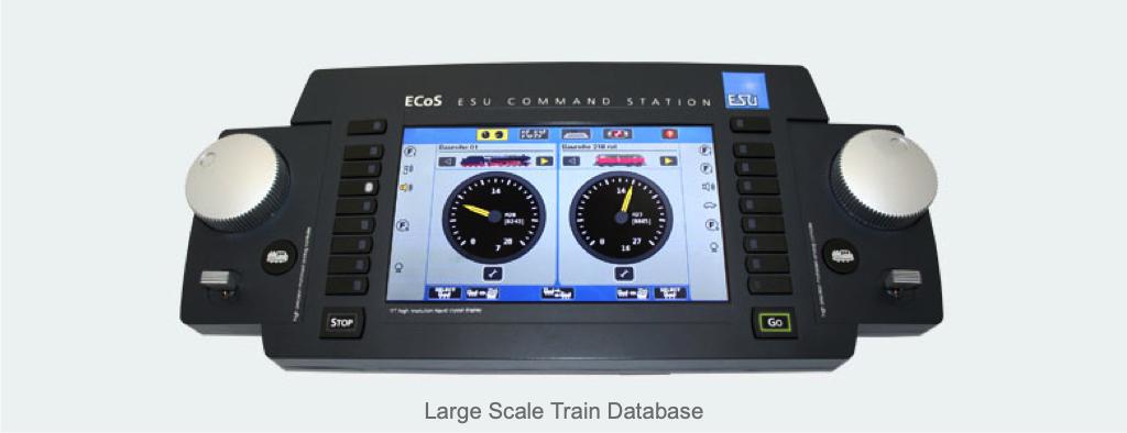 ESU 50210 ECoS 2.1 Command Station Large Scale