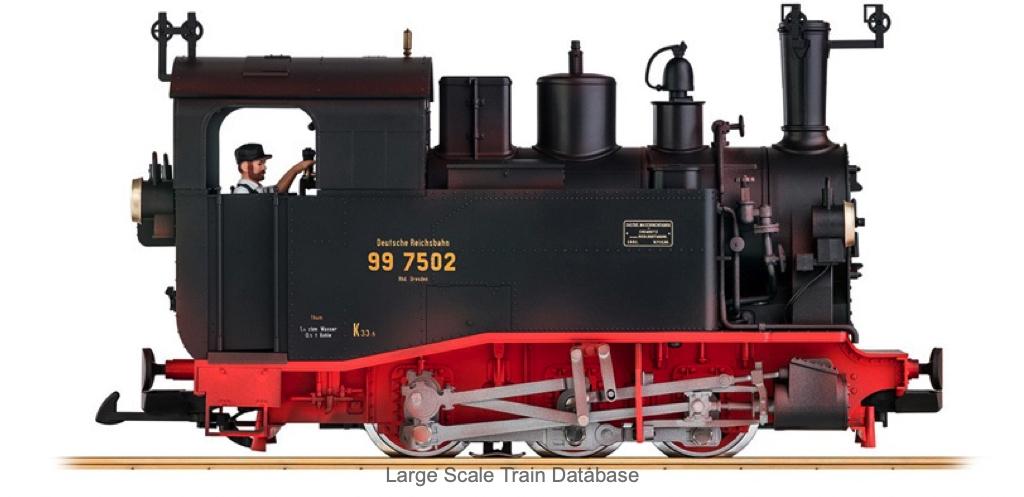 LGB 21985